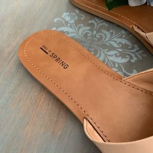 Call It Spring Shoes - Brand new Call it Spring slip ons